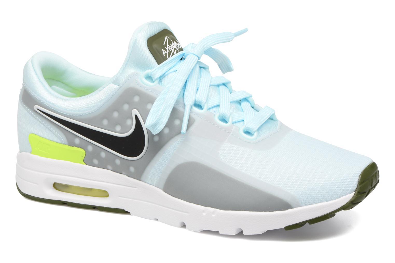 Sneakers Nike W Air Max Zero Si Blå detaljeret billede af skoene