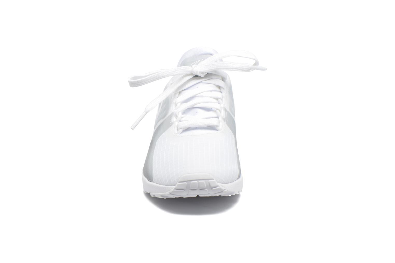 Baskets Nike W Air Max Zero Si Blanc vue portées chaussures