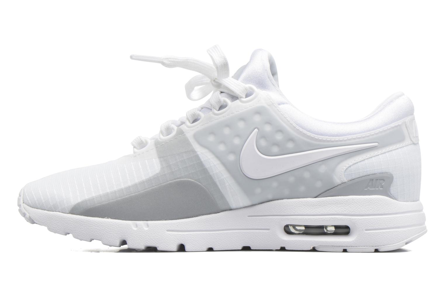 Trainers Nike W Air Max Zero Si White front view