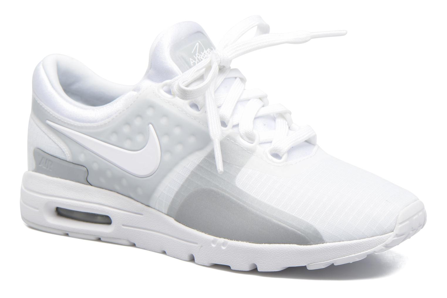 Trainers Nike W Air Max Zero Si White detailed view/ Pair view
