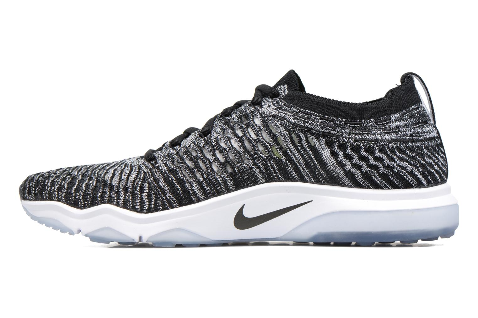 Sport shoes Nike W Air Zoom Fearless Flyknit Grey front view