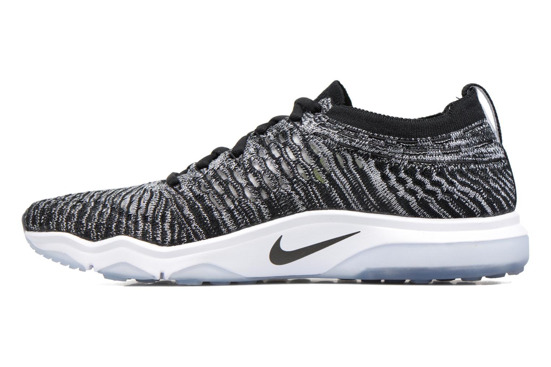 Sportssko Nike W Air Zoom Fearless Flyknit Grå se forfra