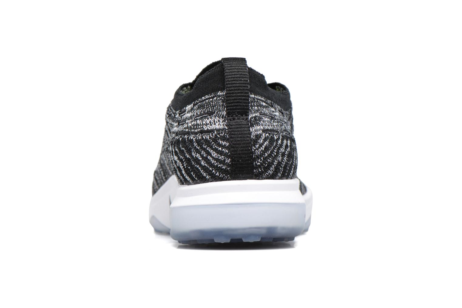 Sport shoes Nike W Air Zoom Fearless Flyknit Grey view from the right