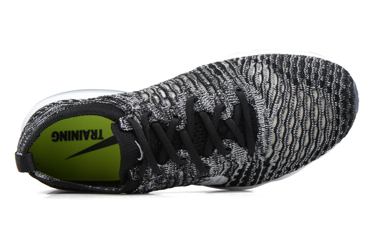 Sport shoes Nike W Air Zoom Fearless Flyknit Grey view from the left