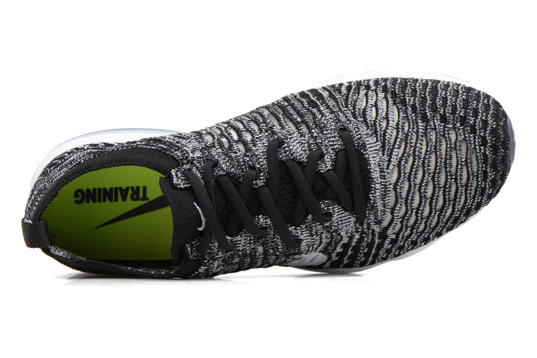 Sportssko Nike W Air Zoom Fearless Flyknit Grå se fra venstre