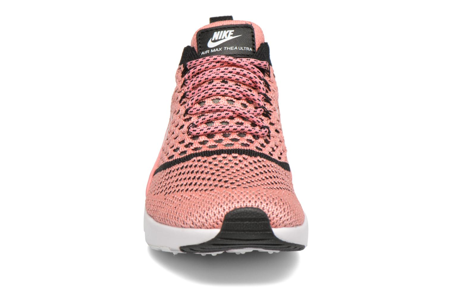 Baskets Nike W Nike Air Max Thea Ultra Fk Rose vue portées chaussures