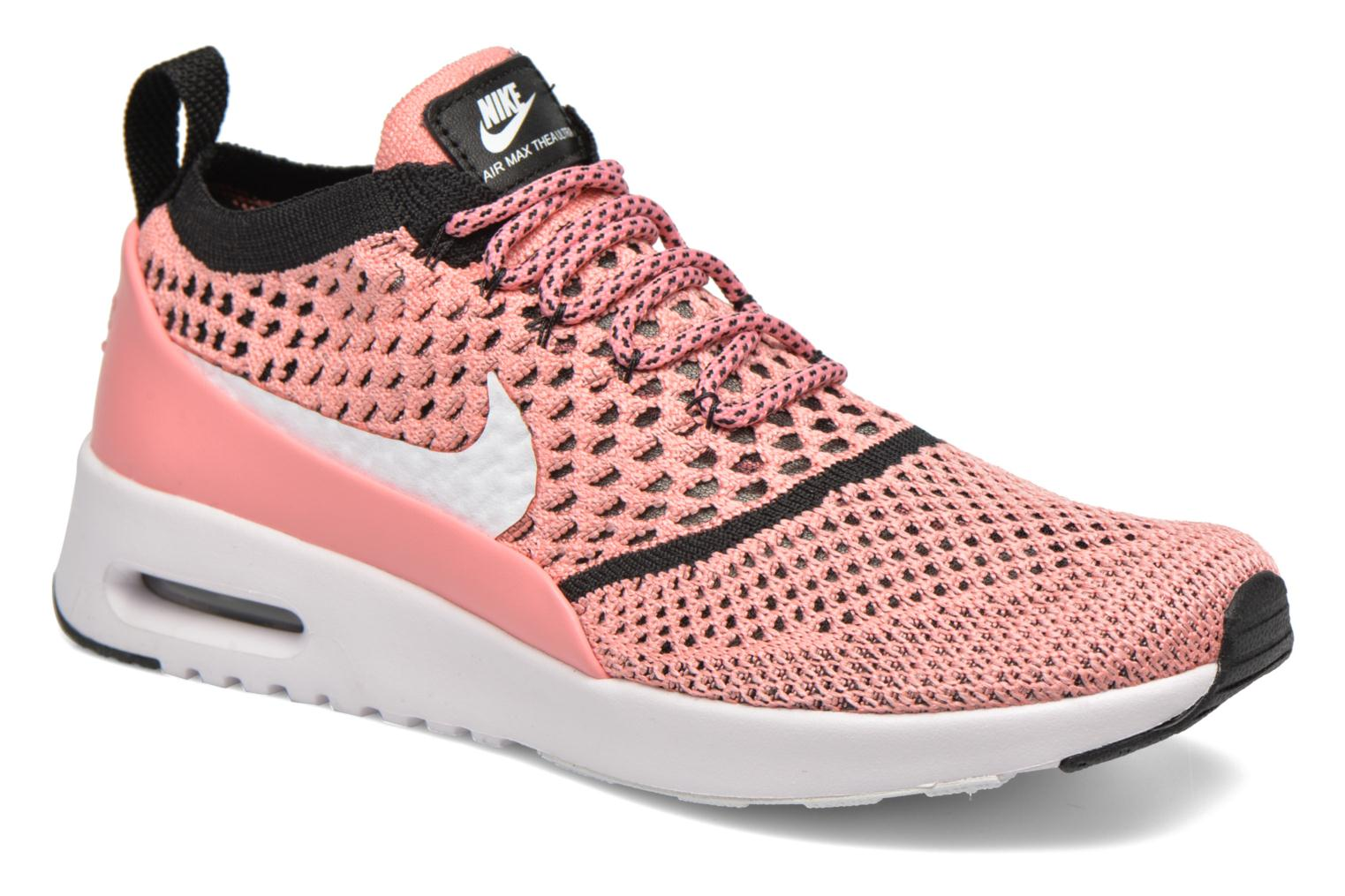 Baskets Nike W Nike Air Max Thea Ultra Fk Rose vue détail/paire