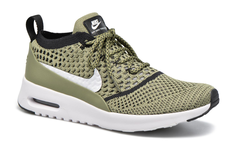 W Nike Air Max Thea Ultra Fk Palm Green/White-Black