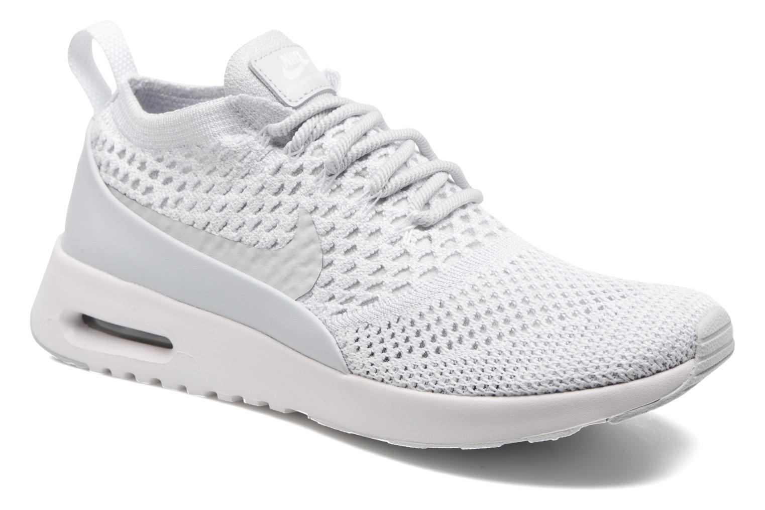 PURE PLATINUM/PURE PLATINUM-WHITE Nike W Nike Air Max Thea Ultra Fk (Gris)