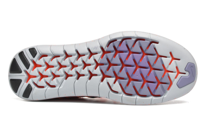 Sportschuhe Nike W Nike Free Rn Motion Flyknit grau ansicht von oben