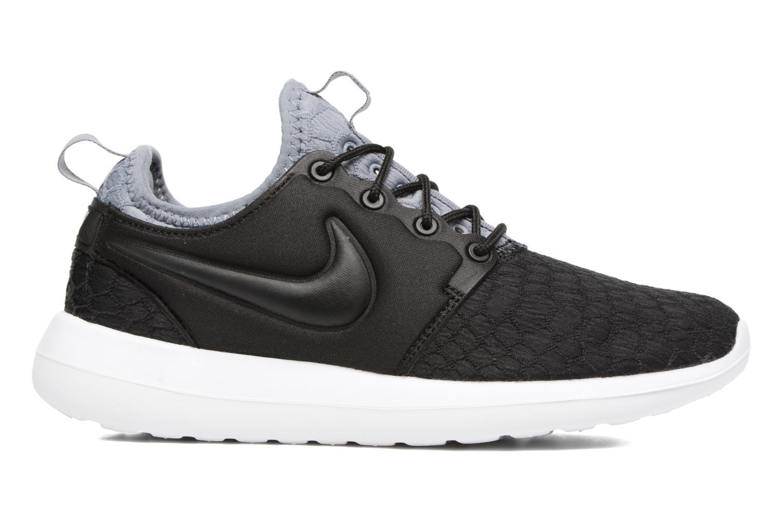 Sneaker Nike W Roshe Two Se schwarz ansicht von hinten