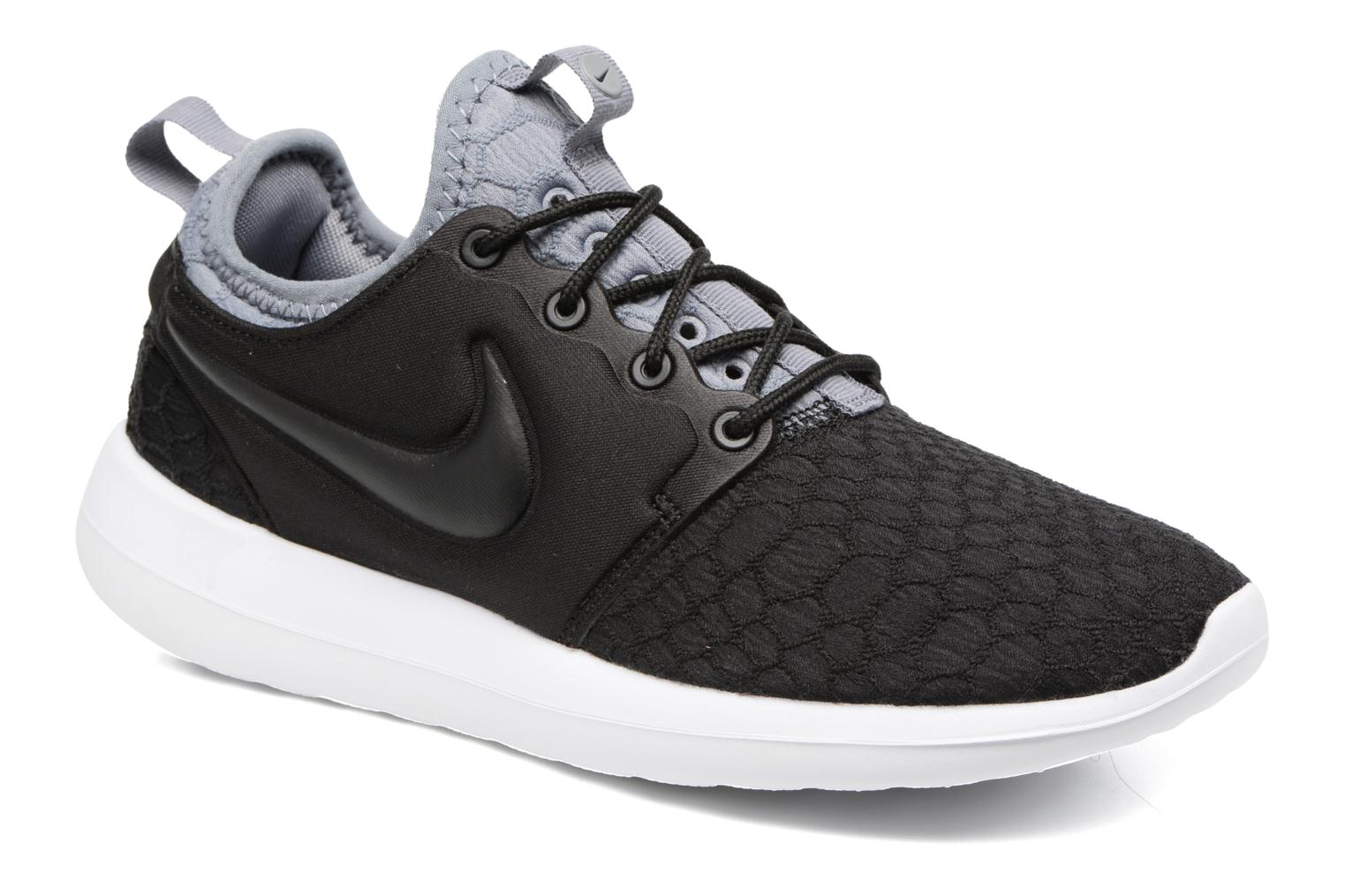 Trainers Nike W Roshe Two Se Black detailed view/ Pair view