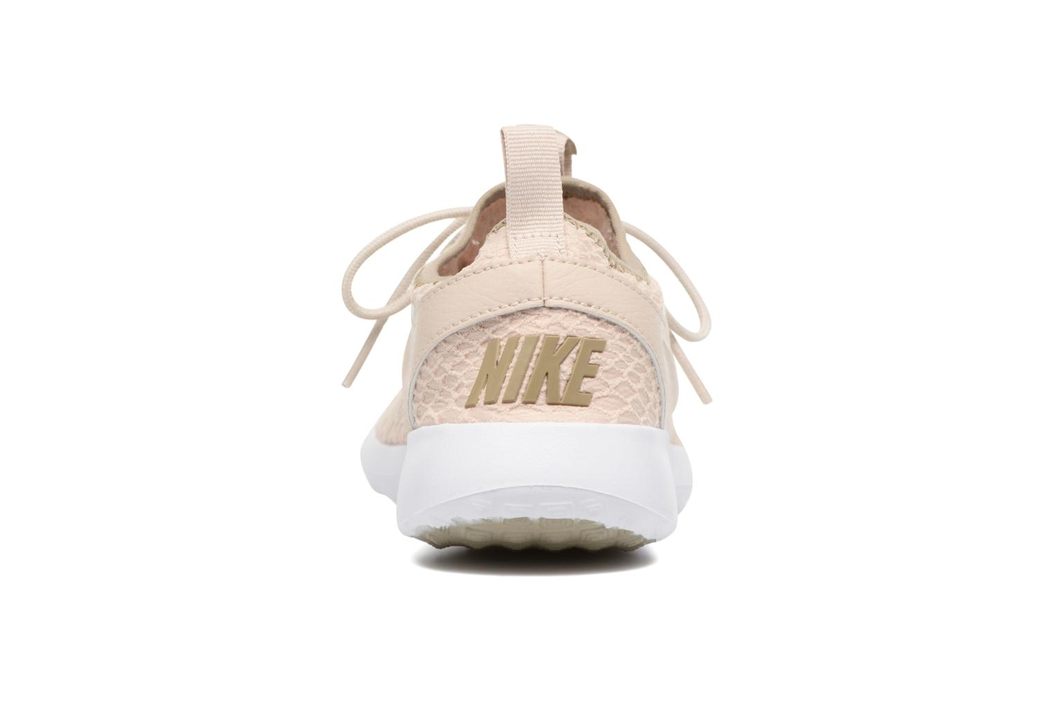 Trainers Nike Wmns Nike Juvenate Se Beige view from the right