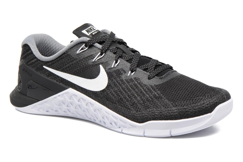 Grandes descuentos últimos zapatos Nike (Negro) Wmns Nike Metcon 3 (Negro) Nike - Zapatillas de deporte Descuento c12697
