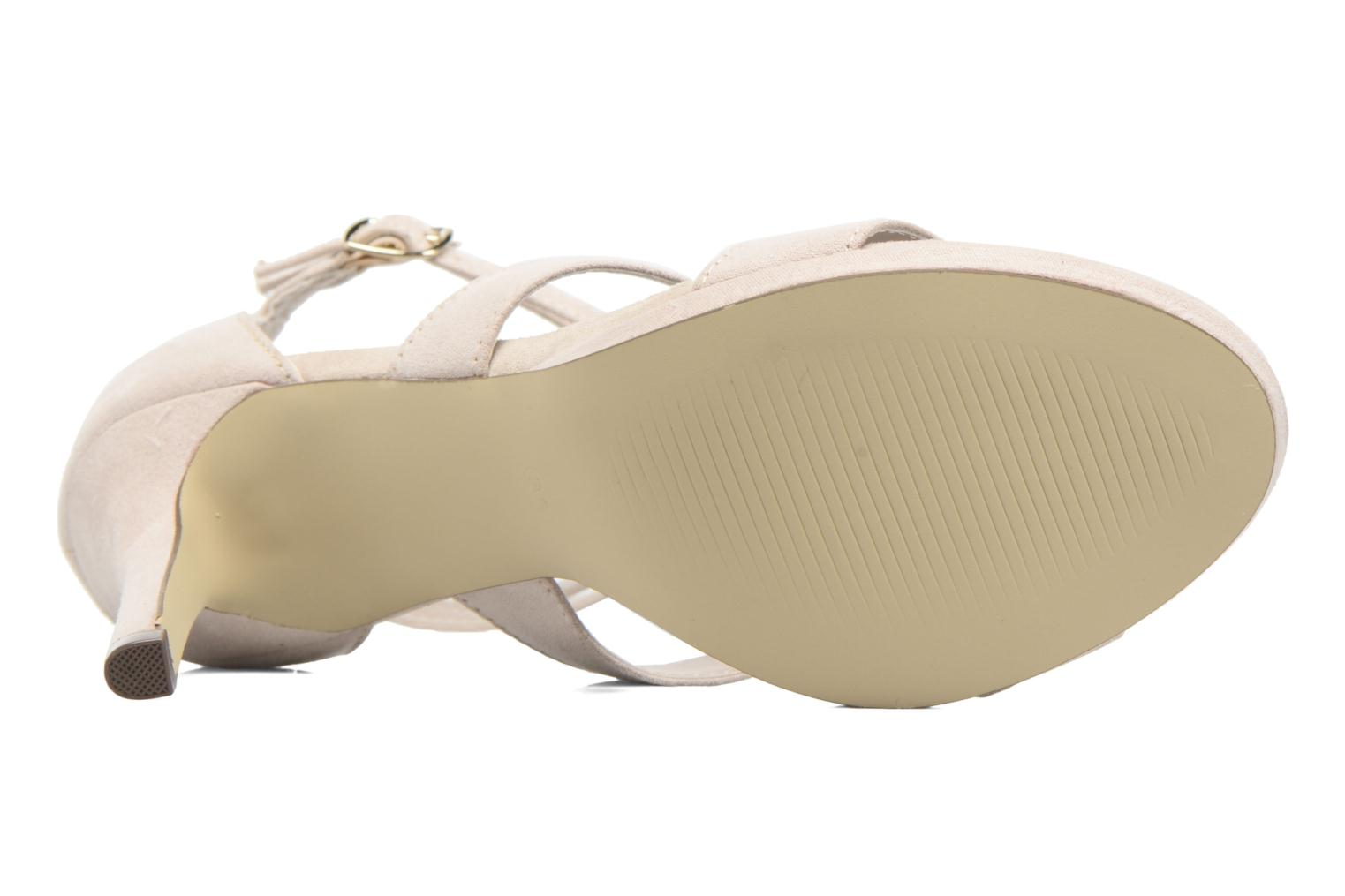 Sandals Bullboxer Laline Beige view from above