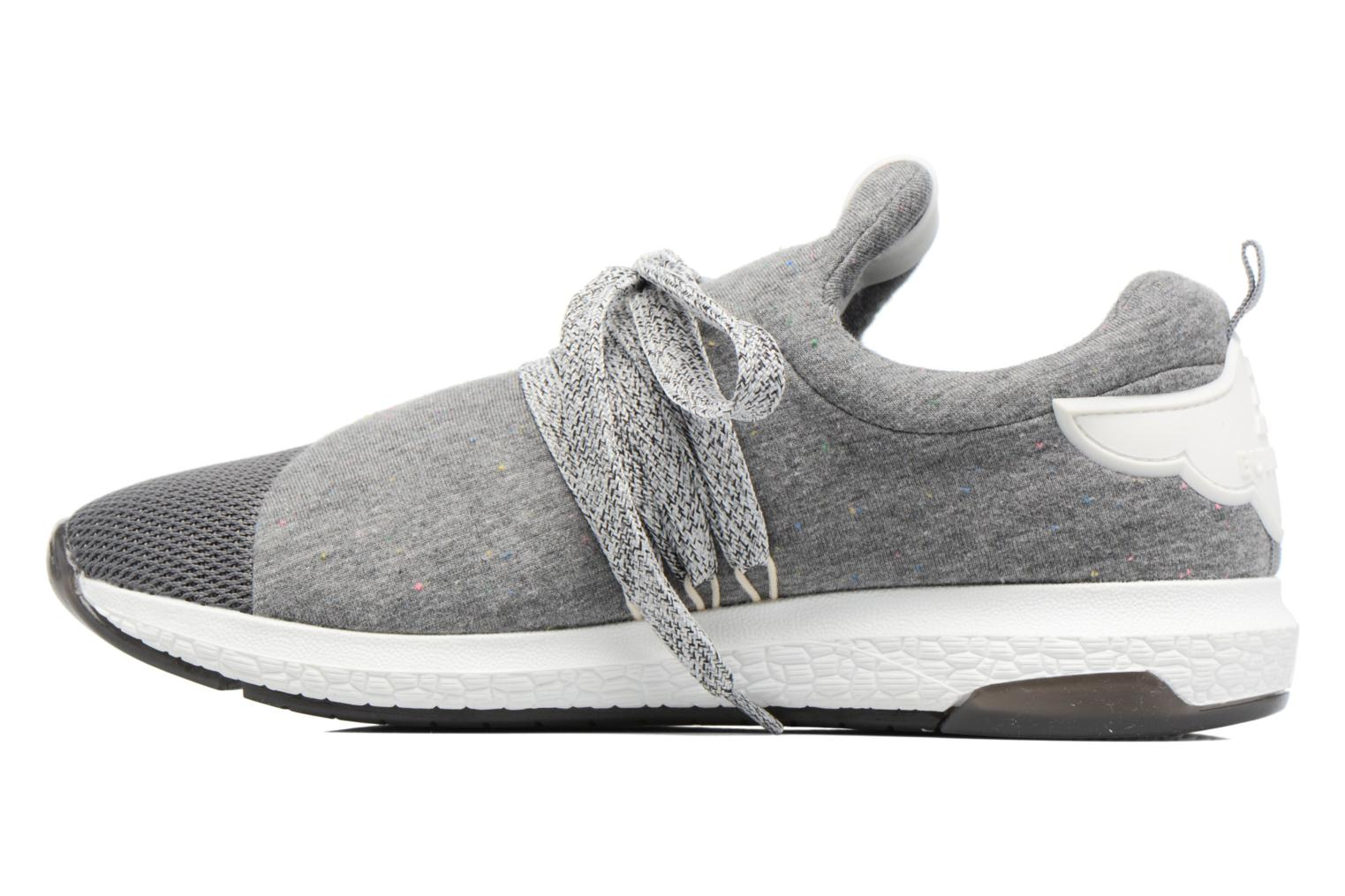 Sneakers Bullboxer Tity Grigio immagine frontale