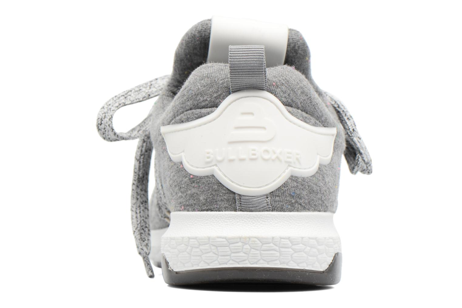 Trainers Bullboxer Tity Grey view from the right