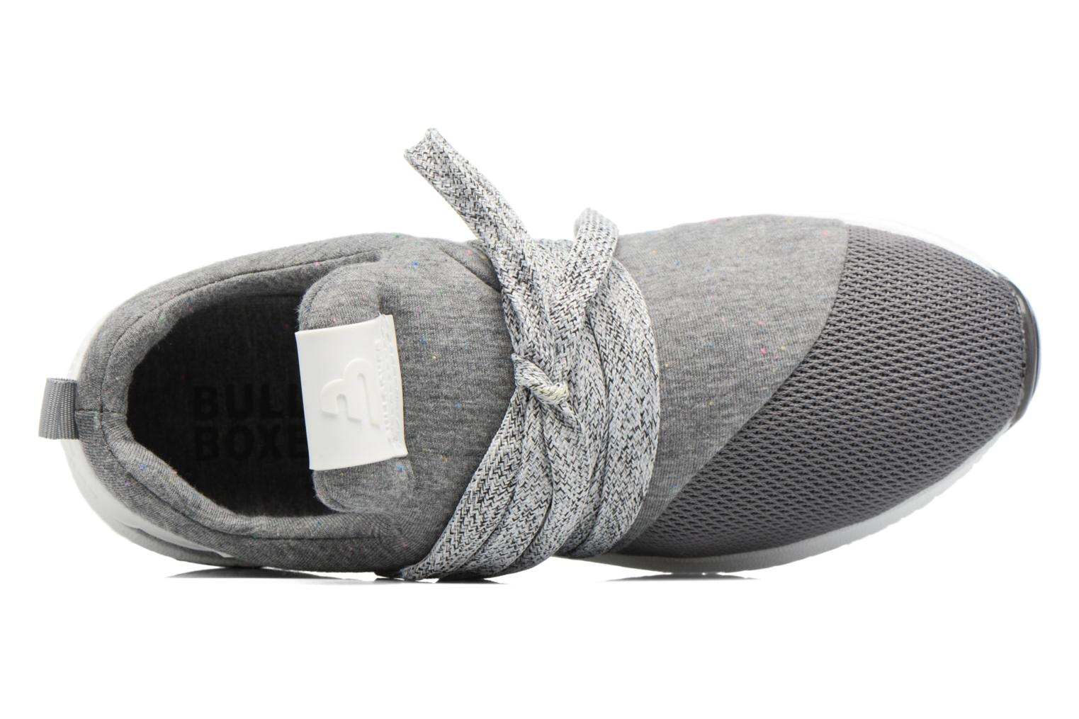 Trainers Bullboxer Tity Grey view from the left