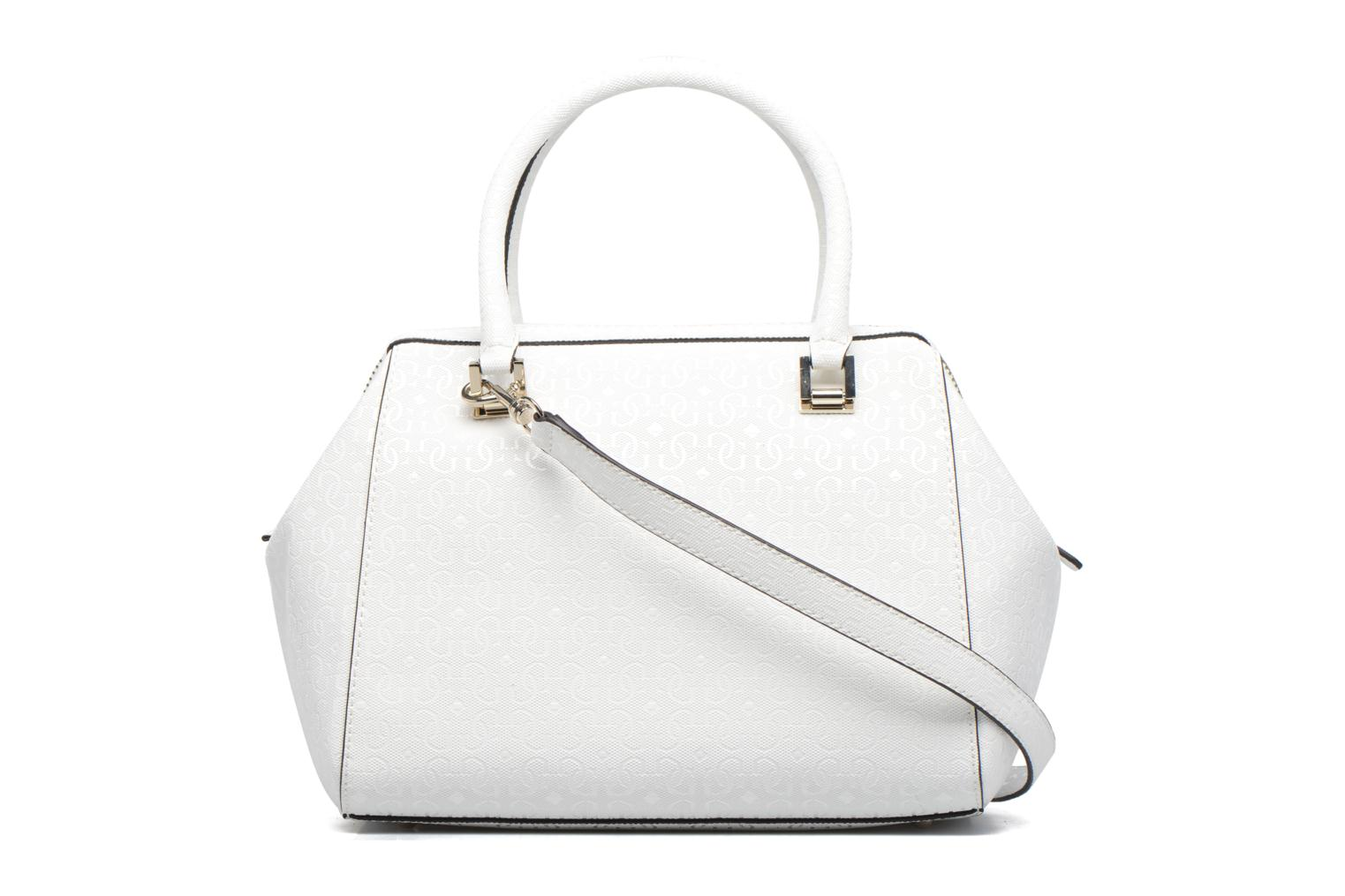 WINETT Frame Satchel White