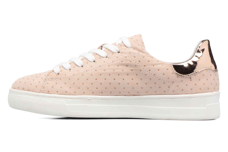 Sneaker I Love Shoes MC ETASSI rosa ansicht von vorne