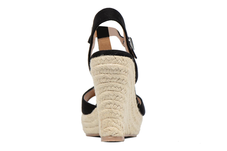 Espadrilles I Love Shoes MCADA Zwart rechts