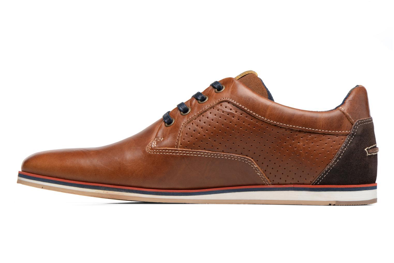 Chaussures à lacets Bullboxer Hemlock 2 Marron vue face