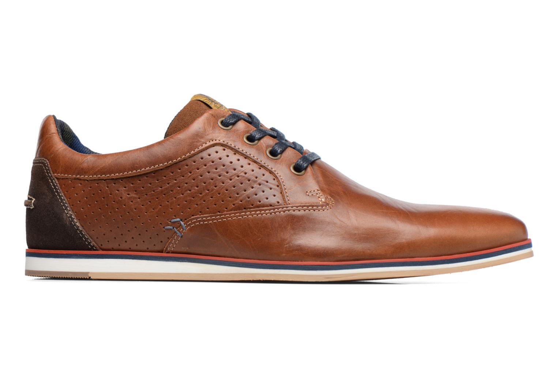Chaussures à lacets Bullboxer Hemlock 2 Marron vue derrière