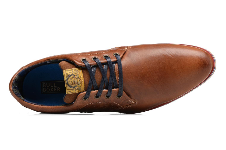 Chaussures à lacets Bullboxer Hemlock 2 Marron vue gauche