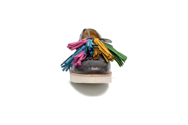 Loafers Melvin & Hamilton Bea 4 Grey model view