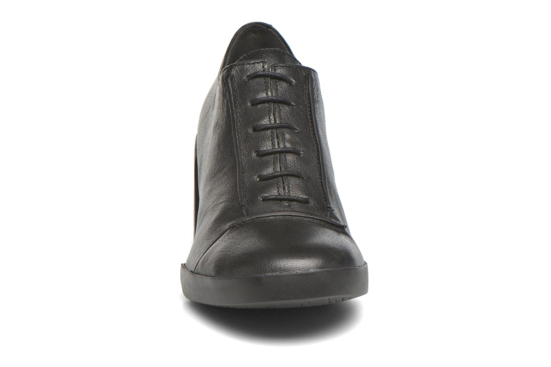 Stiefeletten & Boots Camper Lotta Lace schwarz schuhe getragen