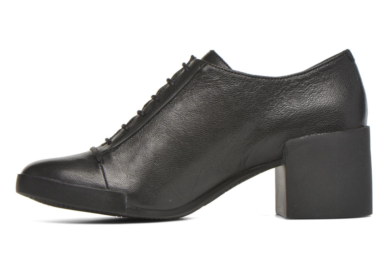 Bottines et boots Camper Lotta Lace Noir vue face