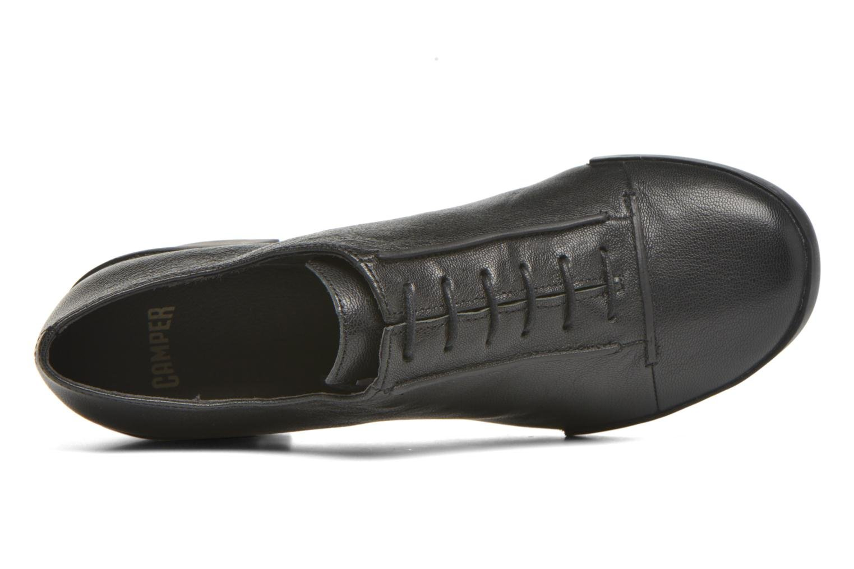Stiefeletten & Boots Camper Lotta Lace schwarz ansicht von links