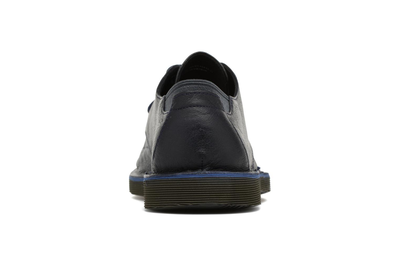 Scarpe con lacci Camper Morrys Azzurro immagine destra