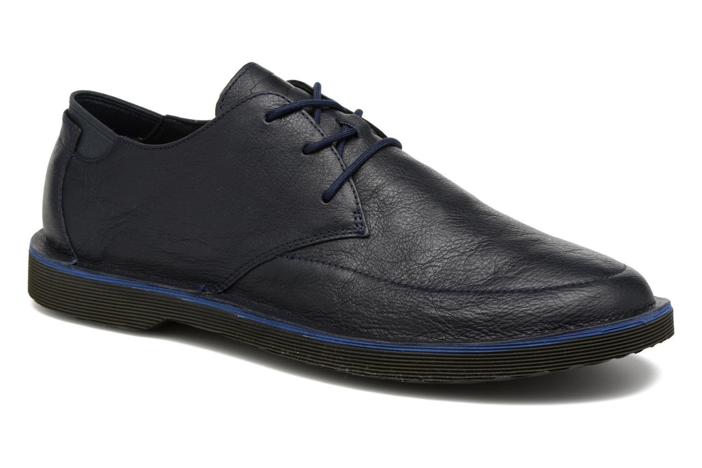 Camper Morrys (Bleu) - Chaussures à lacets chez Sarenza (316908)