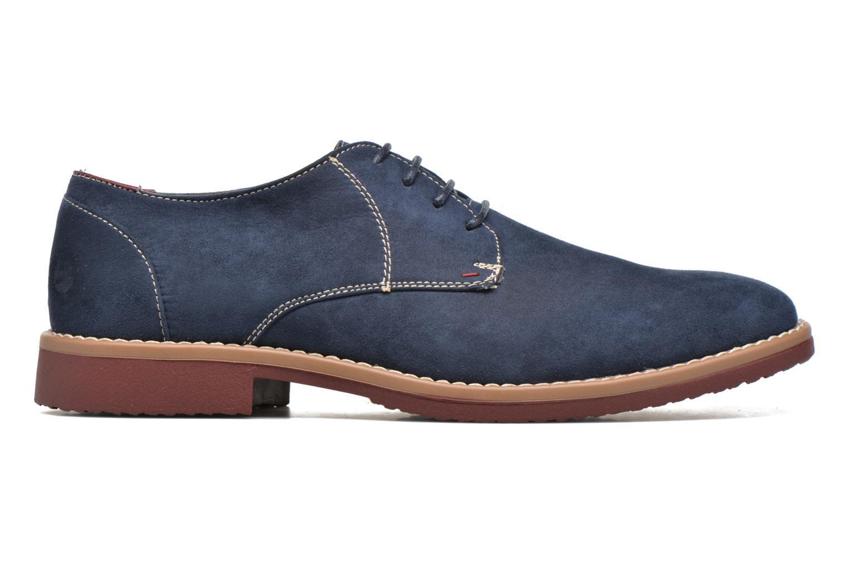 Schnürschuhe I Love Shoes KERED blau ansicht von hinten
