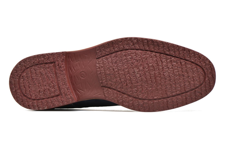 Schnürschuhe I Love Shoes KERED blau ansicht von oben