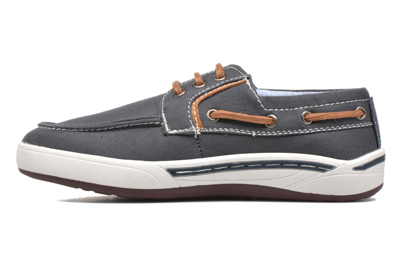 Sneaker I Love Shoes KEBOAT blau ansicht von vorne
