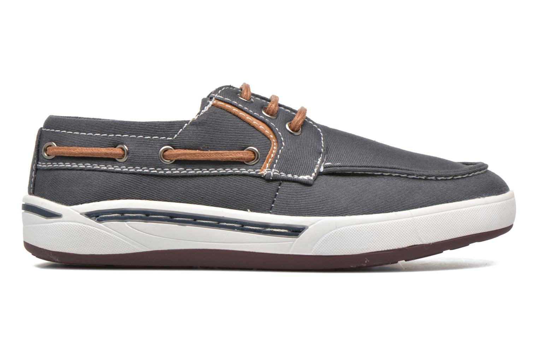 Sneaker I Love Shoes KEBOAT blau ansicht von hinten