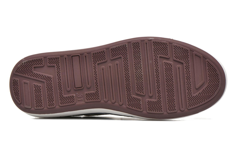 Sneaker I Love Shoes KEBOAT blau ansicht von oben
