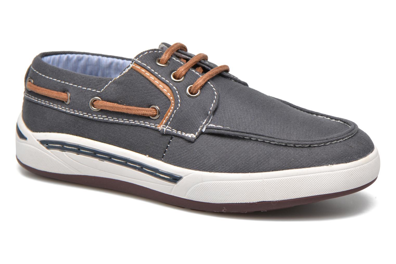 Deportivas I Love Shoes KEBOAT Azul vista de detalle / par