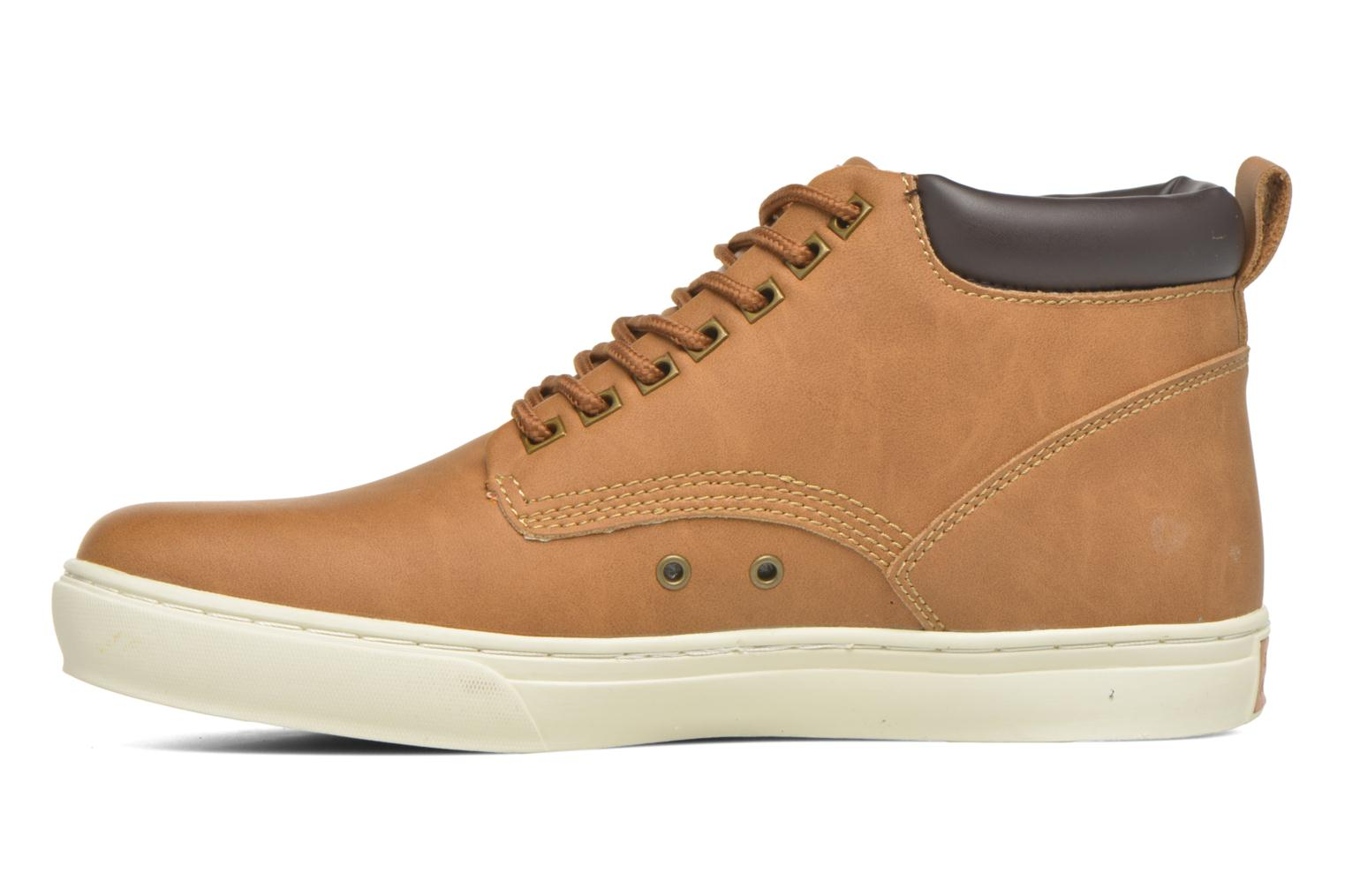 Trainers British Knights Wood M Brown front view