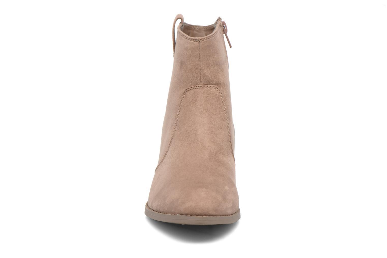 Boots Dorothy Perkins Amber Grå bild av skorna på