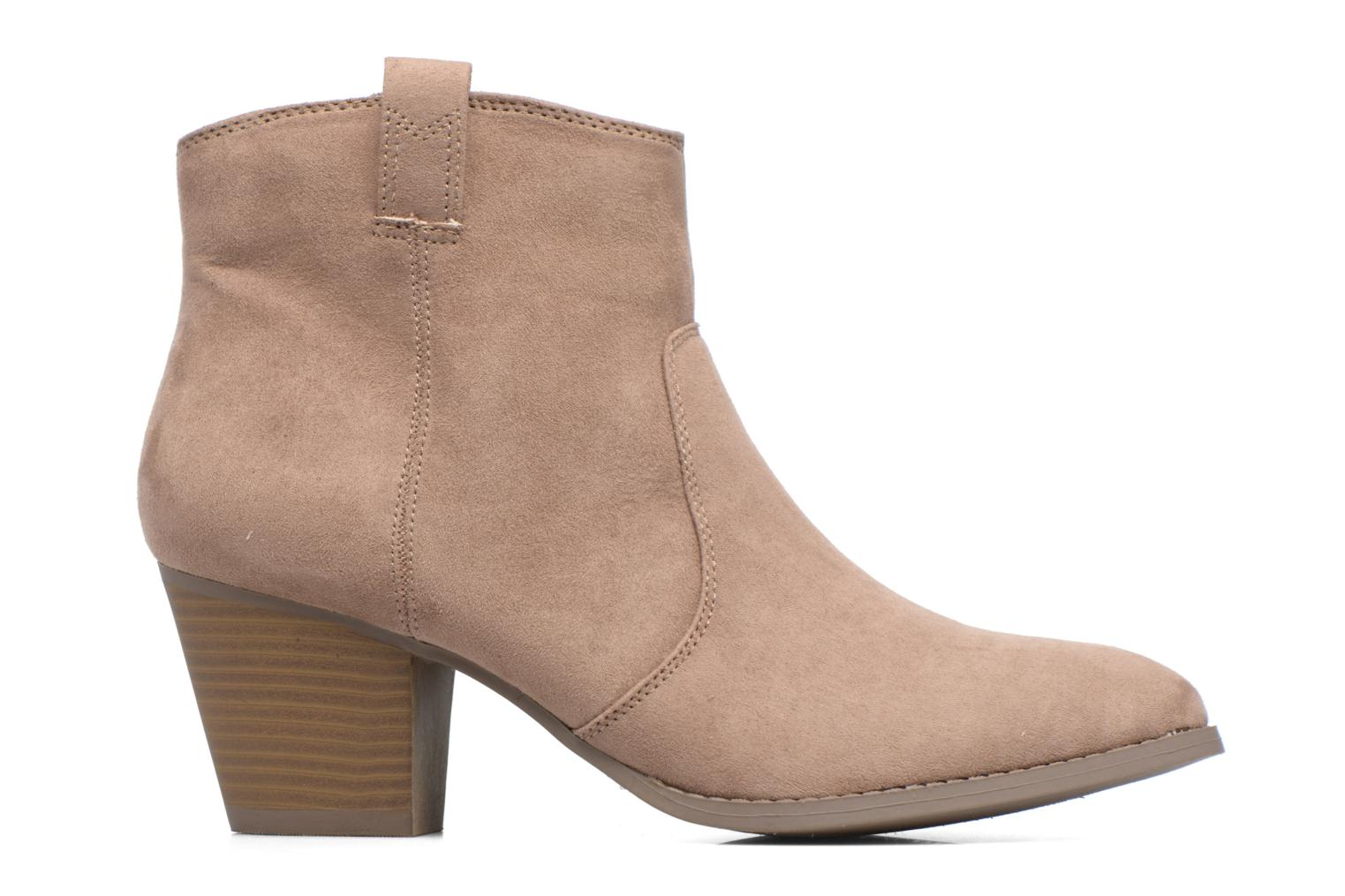 Ankle boots Dorothy Perkins Amber Grey back view