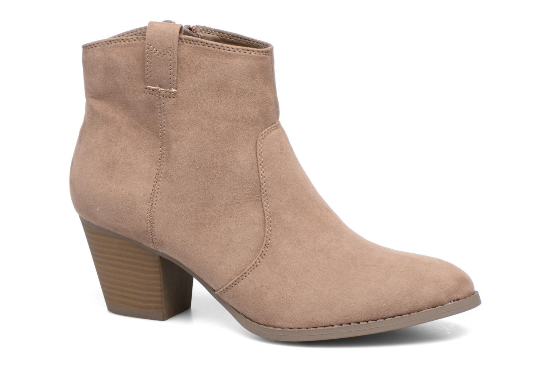 Boots en enkellaarsjes Dorothy Perkins Amber Grijs detail