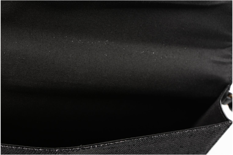 Sacs pochettes Dorothy Perkins Panelled Asymetric Wristlet Noir vue derrière