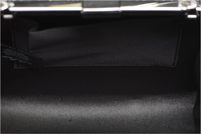 Sacs pochettes Dorothy Perkins Embellished Flower Box Clutch Noir vue derrière