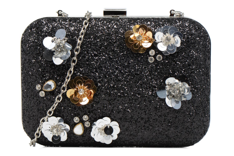 Sacs pochettes Dorothy Perkins Embellished Flower Box Clutch Noir vue détail/paire