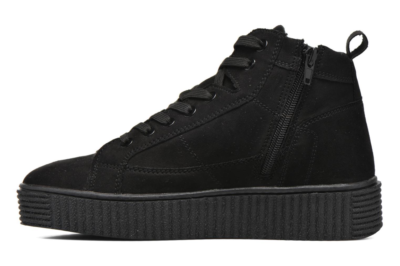 Baskets I Love Shoes THUMI HIGH Noir vue face