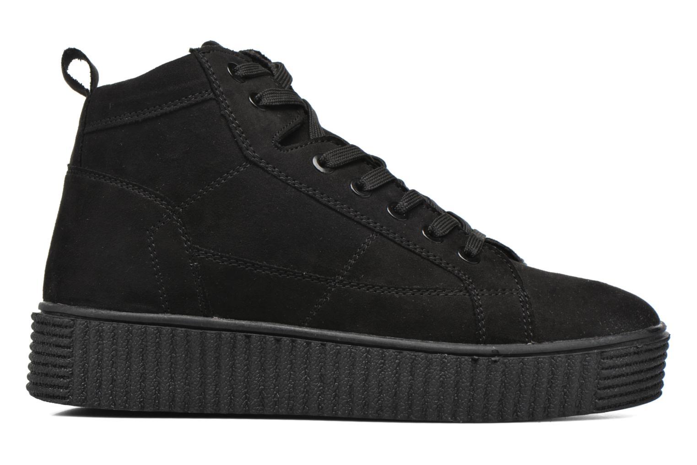 Baskets I Love Shoes THUMI HIGH Noir vue derrière