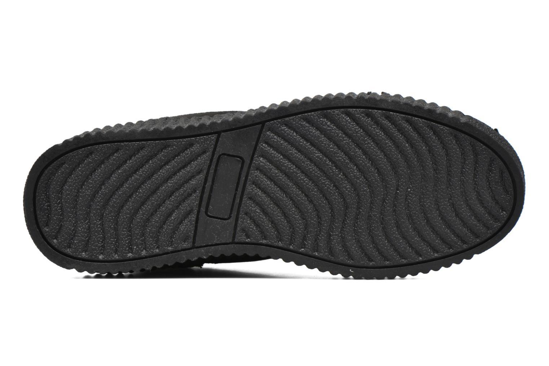 Baskets I Love Shoes THUMI HIGH Noir vue haut